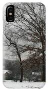 East Tennessee Winter IPhone Case