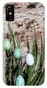 Easter Eggs On The Tree IPhone Case