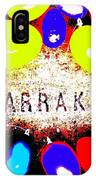 Easter In Marrakech IPhone Case