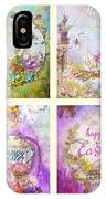 Easter Mood Collection IPhone Case