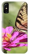 Eastern Tiger Swallowtail 2016-1 IPhone Case