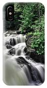 Eau Claire Gorge Water Fall IPhone Case