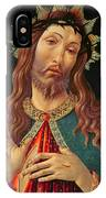 Ecce Homo Or The Redeemer IPhone X Case