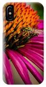 Echinacea And Syphrid IPhone Case