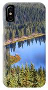 Echo Lake 7 IPhone Case