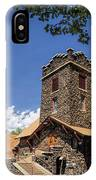 Eckert Colorado Presbyterian Church IPhone Case