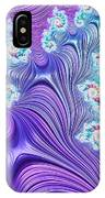 Eclectic Ripples IPhone Case
