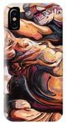 Ecstasy Maximus  IPhone Case
