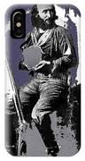 Ed Schieffelin Portrait C.1880-2015 IPhone X Case