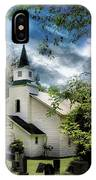 Eden Church IPhone Case
