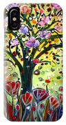 Eden Garden IPhone Case