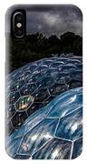 Eden Project Cornwall IPhone Case
