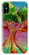 Eden's Tree IPhone Case
