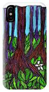Edge Of The Swamp IPhone Case