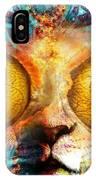 Edwin. My Power Animal. IPhone Case