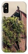 Eerie Barn IPhone Case