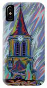 Eglise Onze - Onze IPhone Case