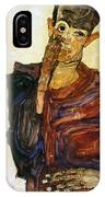 Egon Schiele (1890-1918) IPhone Case