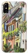 Eguisheim In Bloom IPhone Case