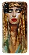 Egyptian Culture 4 IPhone X Case