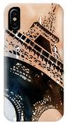 Eiffel IIi IPhone Case