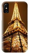 Eiffel IPhone Case