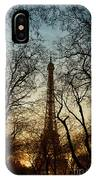 Eiffel Tower-7 IPhone Case
