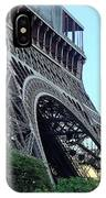 Eiffel Tower 8 IPhone Case