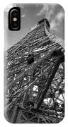 Eiffel Tower Monster IPhone Case