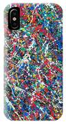 Eight-dimensional Region Of Space 5.11.13. IPhone Case