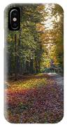 Eighth Lake Beckons IPhone Case