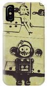 Eighties Rewind  IPhone Case
