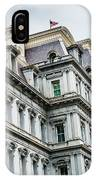 Eisenhower Building IPhone Case