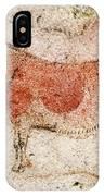 Ekain Cave Horse 2 IPhone Case