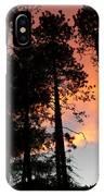 El Fuego De Santa Fe IPhone Case