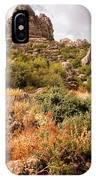 El Torcal Rock Formations IPhone Case