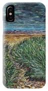 El Viento Del Mar IPhone Case