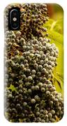 Elderberry IPhone Case