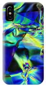 Electric Cellophane IPhone Case