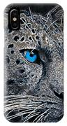 Electric Leopard IPhone Case