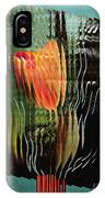 Electric Tulip 2 IPhone Case