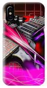 Electro Guitar IPhone Case
