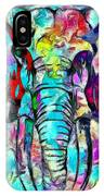 Elefante IPhone Case