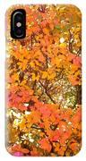 Elegant  Autumn IPhone Case