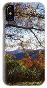 Elegant Fall IPhone Case