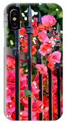 Elegant Fence IPhone Case