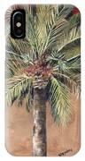 Elegant Palm IPhone Case