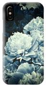 Elegant Peonies IPhone X Case