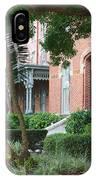Elegant Retreat In Tampa IPhone Case