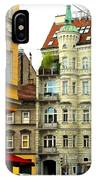 Elegant Vienna Apartment Building IPhone Case